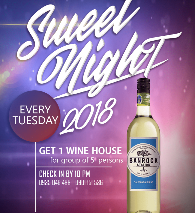SWEET NIGHT – FREE 01 WINEHOUSE
